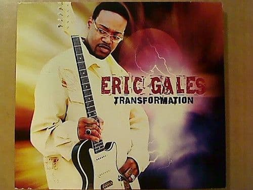 Eric Gales<br>Transformation<br>CD,
